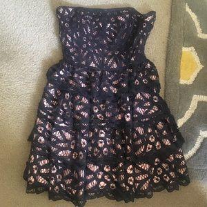 Betsey Johnson tiered dress
